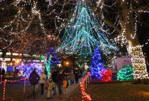 Photos: Rotary Lights display in Riverside Park