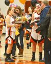 Blackhawk girls suffer losses to Luther, G-E-T