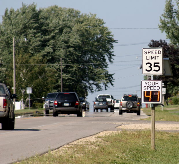 DOT to determine fate of new speed boards in Westby