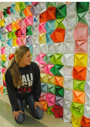 WSHS shows unity through art project