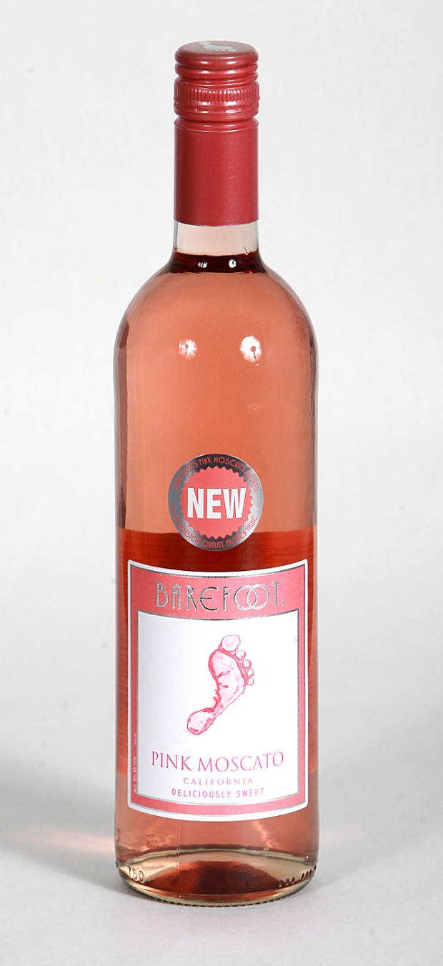 Wine Of The Week Barefoot Pink Moscato