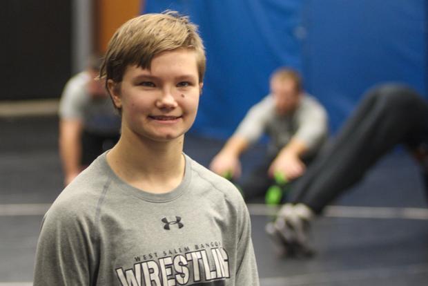 Bangor wrestler sets sights on Olympic  future