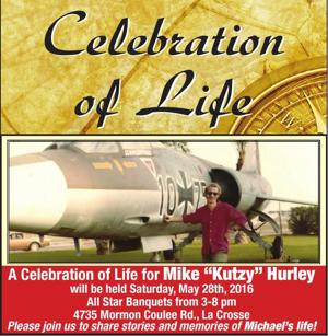 """Mike """"Kutzy"""" Hurley"""