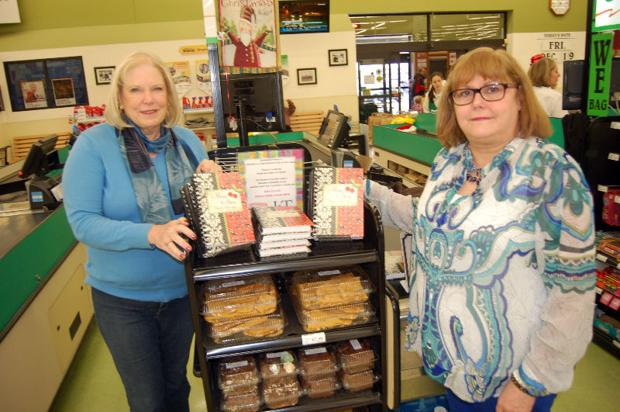 Trio's cookbook is local 'best seller'