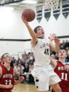 Knights run to big Coulee victory over Westby