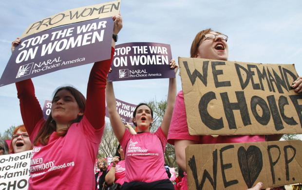 Assembly OKs bill cutting millions from Planned Parenthood