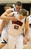 Tiger boys upset West Salem