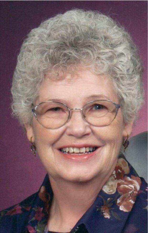 Patricia 'Mickey' Ann Dimmick