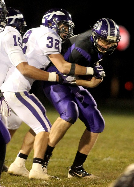 Musso's big play paves way for Waunakee : High-school