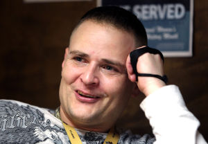 PTSD patient: 'I didn't want to be known as the crazy veteran'