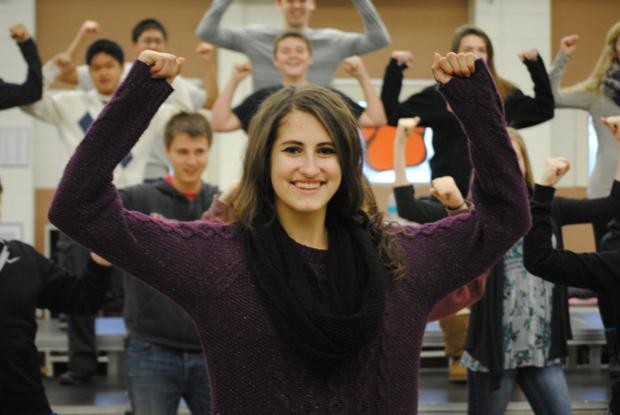 WSHS boasts two show choirs this year