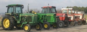Tractor blessing set for Sunday April 27
