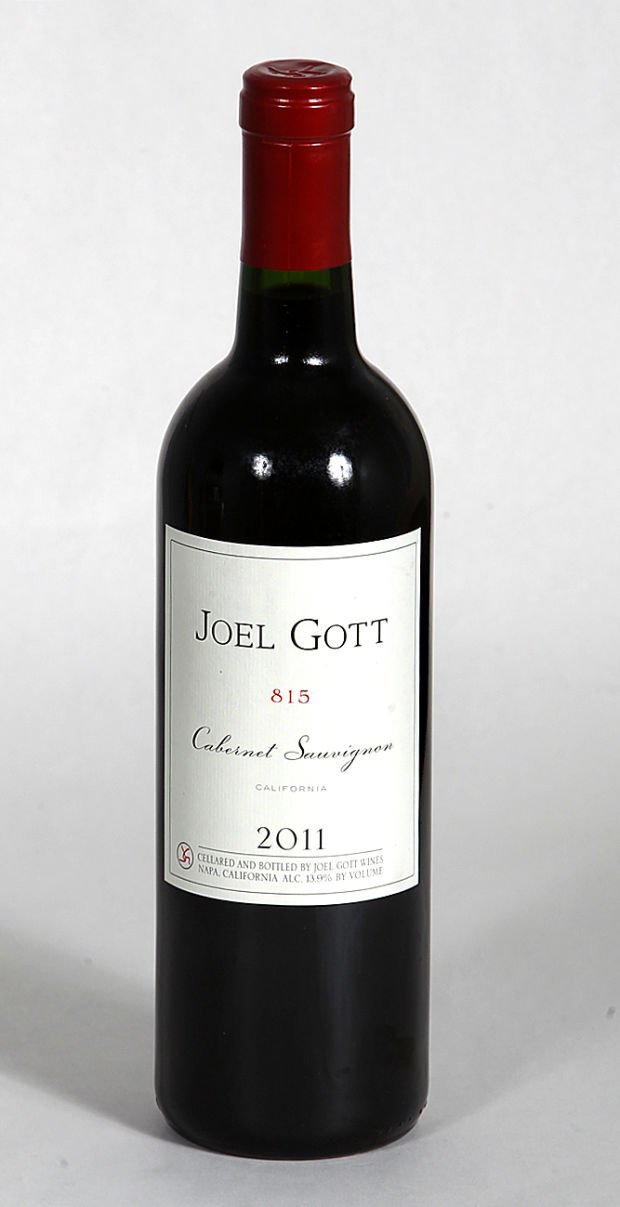 Buy Manufacturer Coupons >> Wine of the Week: Joel Gott Cabernet Sauvignon 815 2011