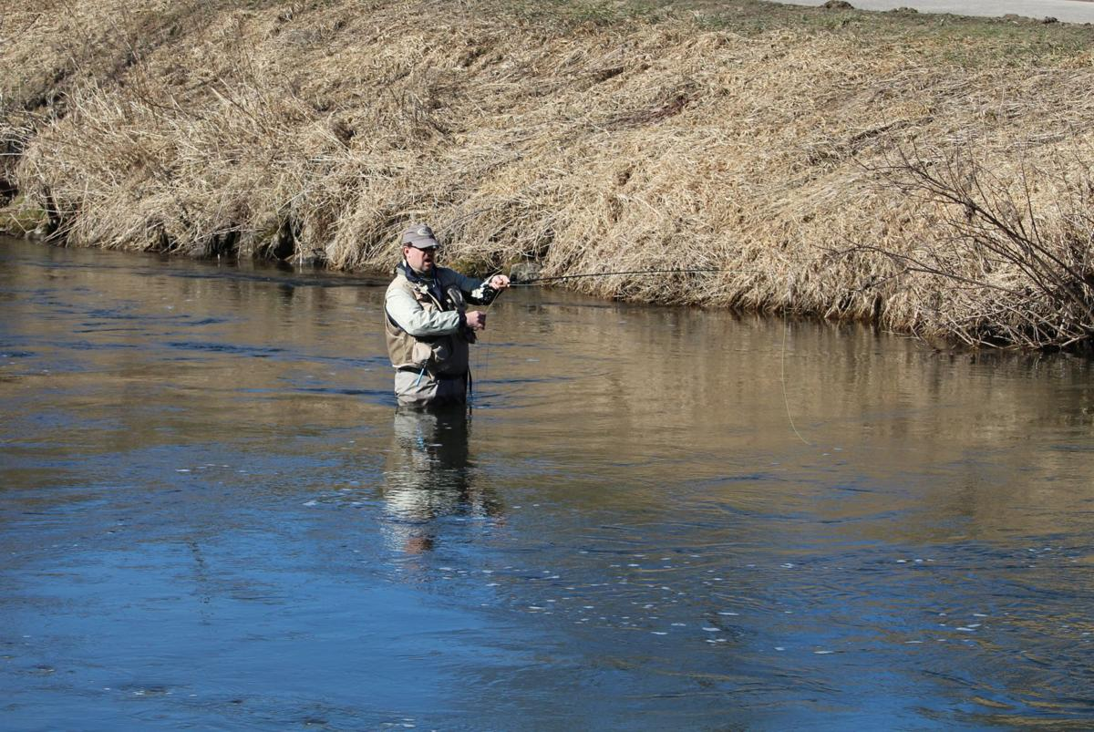 Study trout fishing generates 952 million for driftless for Driftless fly fishing