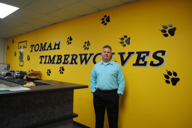 New THS principal dedicated to student success