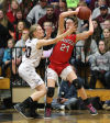 Bangor cranks up the pressure, rolls into sectional final