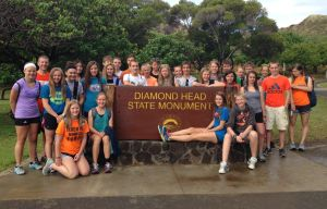 Viroqua Cross Country Trip to Hawaii