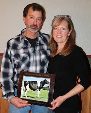 Vernon County Holstein Breeders hold banquet