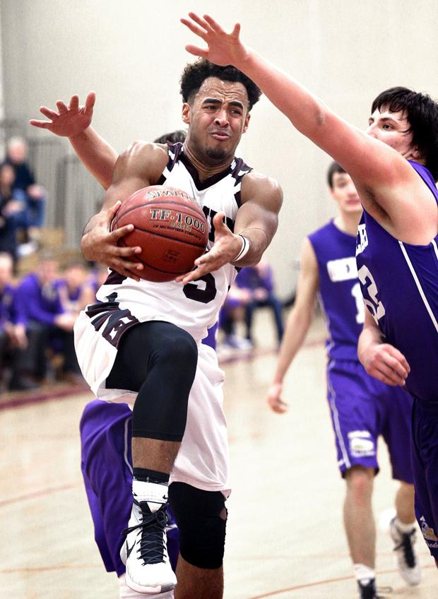 Vikings roll with punches to beat Ashland