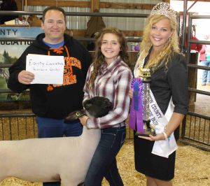 Vernon County Fair Youth Livestock Auction