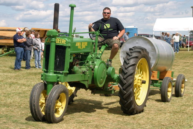 43rd annual WWAM Antique Engine show August 1-3