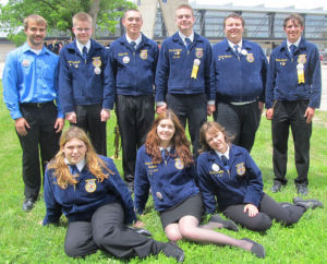 BRF FFA 'Ignites the Passion to Live with Purpose' at state convention