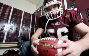 Holmen's Risch is the Tribune player of the year