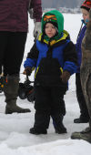 Ice Days fishing derby draws a crowd