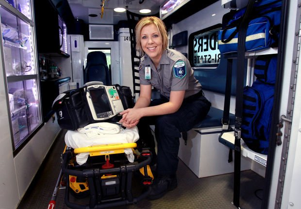La Crosse News >> Paramedic: 'You see horrific things — and it changes you'