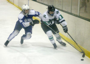 Season ends at home for hockey
