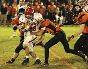 Football-Westby undefeated heading into conference action