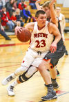 Westby edges out state-ranked Hillsboro