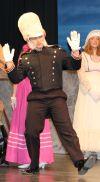 Dancing Major-General
