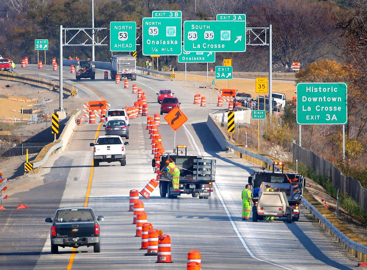 La Crosse area road construction wrapping up by the ...