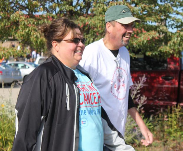 American Cancer Society run/walk draws in $28,000