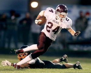 Holmen shuts down West Salem in battle of MVC unbeatens