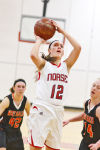 Westby girls finish regular season with 14-8 record