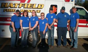 Local groups recognized during National EMS Week