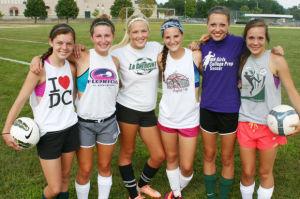 Girls soccer returns plenty for another state run