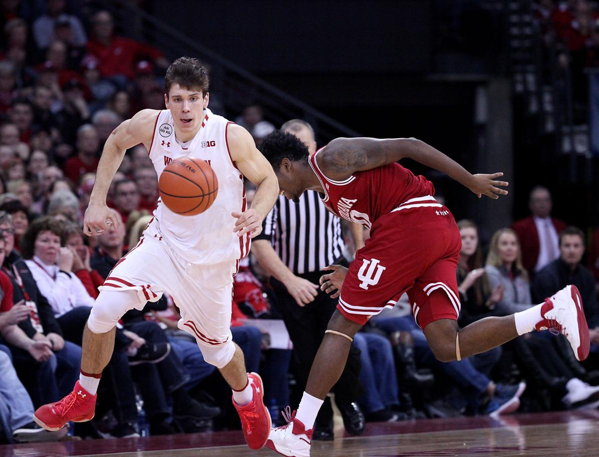 Badgers men's basketball: Wisconsin's Ethan Happ named to Naismith Award Top 30 list | College ...