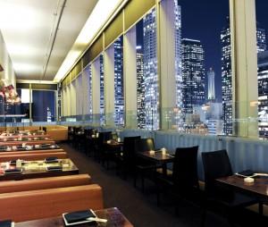 Elevate Restaurant Downtown La