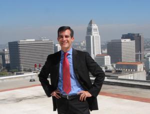 Endorsement: Eric Garcetti for Mayor
