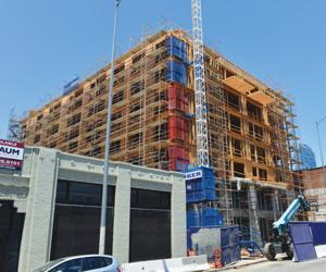 Huizar Motion Would Prohibit  Low-Rise Buildings in Parts of Downtown