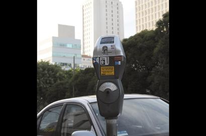 New Parking Meter System Goes Into Effect