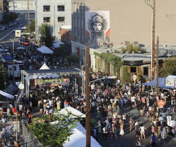 Art District's Bloomfest Canceled