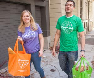 Delivery Service Instacart Bringing Super King Groceries to Downtown