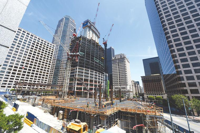 Downtown Development Updates On 90 Projects Los Angeles