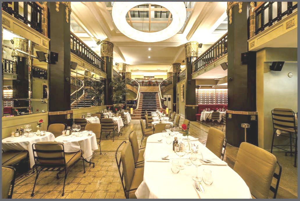 Le petit paris opens its doors in the historic core restaurants ladowntow - Les petits hauts paris ...