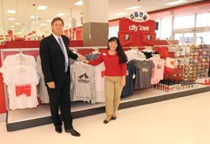Downtown Target Open for Business