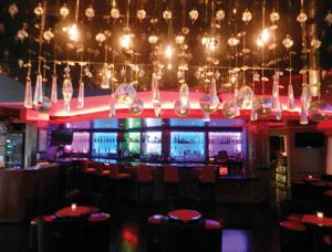 Suede Bar and Lounge